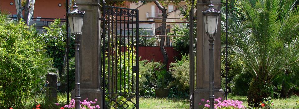 History of Villa ocsia